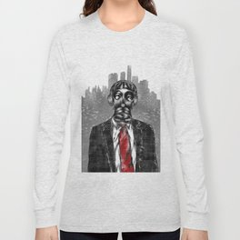 the executive  Long Sleeve T-shirt