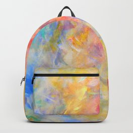 gold sky paradise Backpack