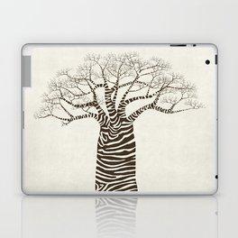 Zebra Tree Laptop & iPad Skin