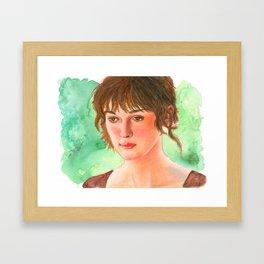 Prejudiced Framed Art Print