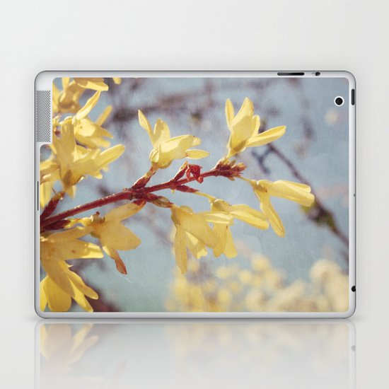 Spring Blessing Laptop & iPad Skin
