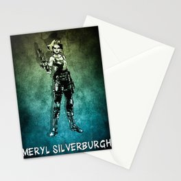 MGS Meryl Silverburgh Stationery Cards