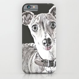 Tongue iPhone Case