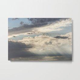 Stratocumulus Clouds 2 Metal Print