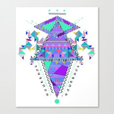 VLIEëR Canvas Print