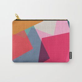 Geometric Abstract 01 Carry-All Pouch