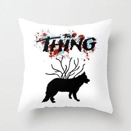 Carpenter Thing Throw Pillow
