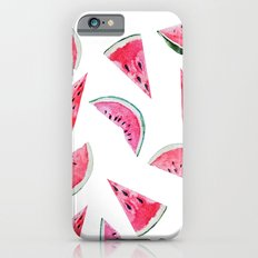 Melon Pattern 07 Slim Case iPhone 6s