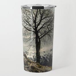 Against the Wind Travel Mug