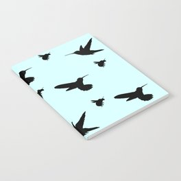 Birds and Bees Notebook
