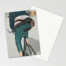 City traveller Stationery Cards