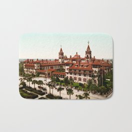 The Ponce de Leon, St. Augustine, Florida, 1902 Bath Mat