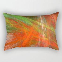 Disco Lights (A7 B0217) Rectangular Pillow