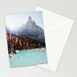 Sunny Autumn Stationery Cards
