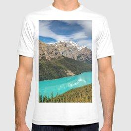 Peyto Lake Banff National Park Alberta Canada Ultra HD T-shirt