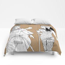 King tut Comforters