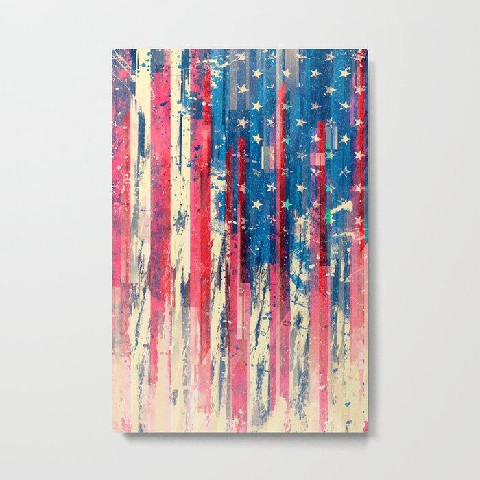 Amerikka Metal Print