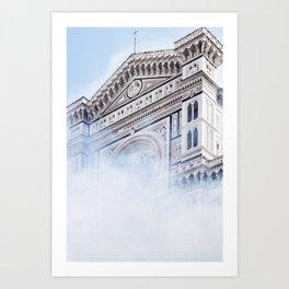 haze. Art Print