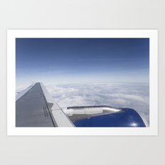 Freedom Of Flight Art Print