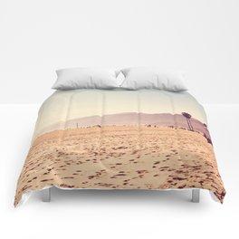 Vintage Santa Monica Comforters