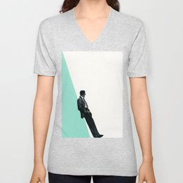 Cool As A Cucumber Unisex V-Neck
