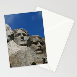 Four Former U S Presidents Stationery Cards