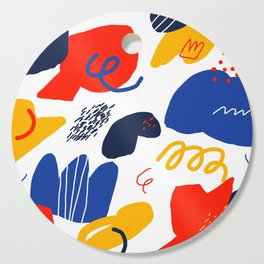 abstraction vol.1 Cutting Board