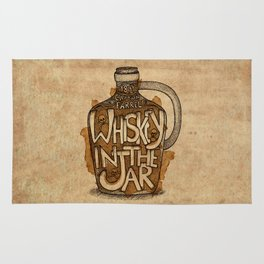 Whiskey in the Jar Rug