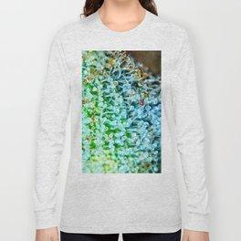 Key Lime Pie Blue Dream Strain Long Sleeve T-shirt