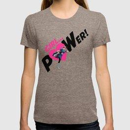 Girl POWER! Chun Li Fighter T-shirt