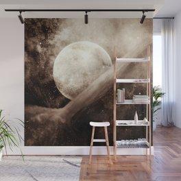 Planetary Soul Kai Old Film Wall Mural