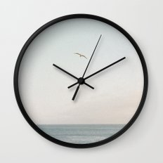 A Break From the Pack Wall Clock