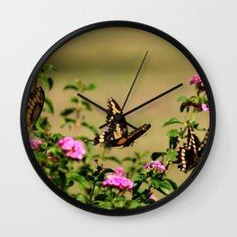 Three's Company Wall Clock