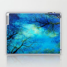 A new day Laptop & iPad Skin