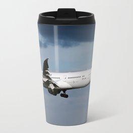 Polish Airlnes 787 arrival Travel Mug
