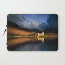 Kilchurn Castle, Loch Awe, Highlands, Scotland Laptop Sleeve