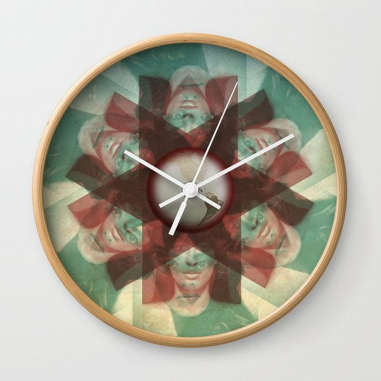 us Wall Clock