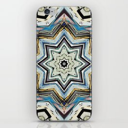 Eight Points of Texture iPhone Skin