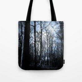 The Haunted Wood  Tote Bag