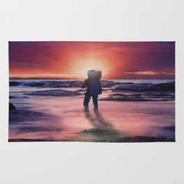 The Sunset Rug