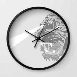 #Tiger Wall Clock