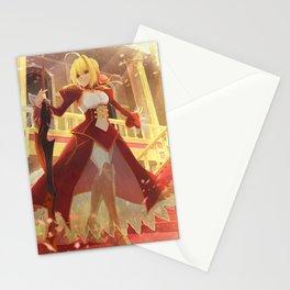 FGO: Nero Claudius Stationery Cards