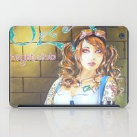 dorothy iPad Cases featuring Dorothy by marmaseo