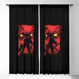 zombie Blackout Curtain