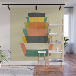 Bare essentials Wall Mural