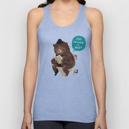 Does A Bear.. Unisex Tank Top