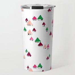 Huts Travel Mug