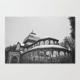 Crystal Palace Canvas Print