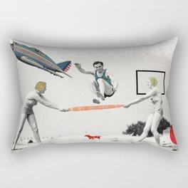jump Rectangular Pillow