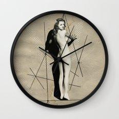 nude, no. 19 Wall Clock
